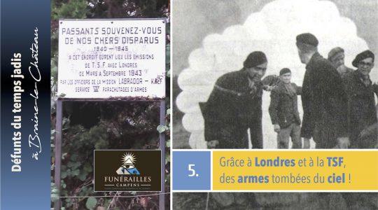 Armée Secrète: des parachutages héroïques !