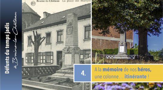 Monument aux morts : une