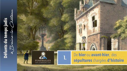 Nouveau dossier : sépultures oubliées à Br.-le-Château