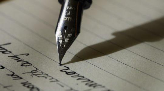 Rédiger ses dernières volontés
